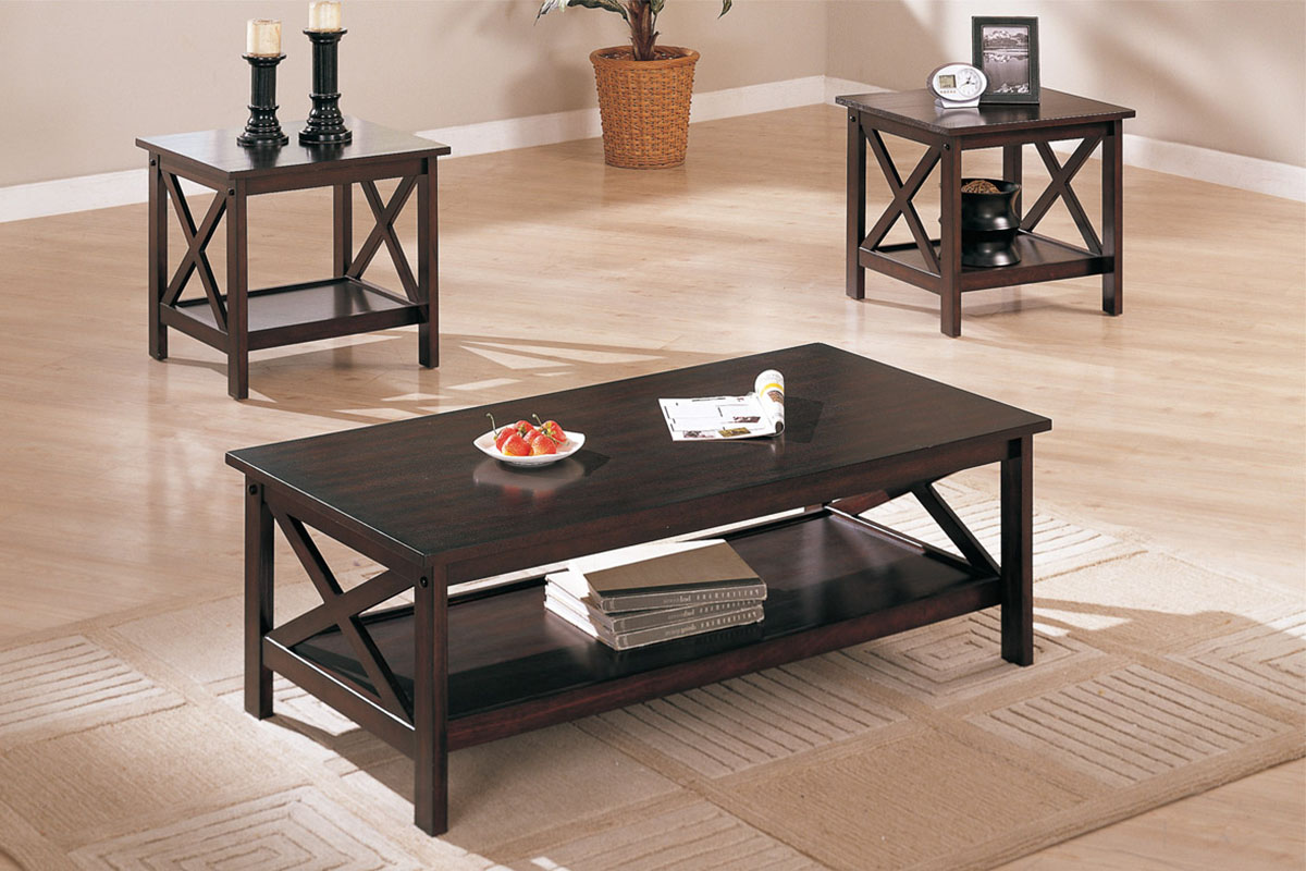 Genial 3 Pc Tables Set #3069PX