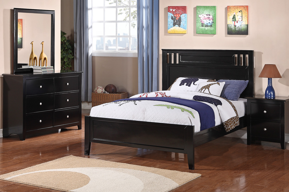 4 Pc Bedroom Set Twin Or Full Size 9046px Casye