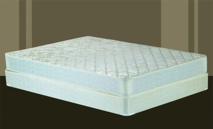 Regular Plush Mattress Casye Furniture