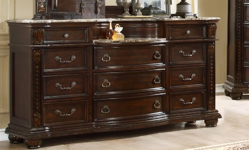 Stanley Brown Bedroom Collection B1600 Casye Furniture