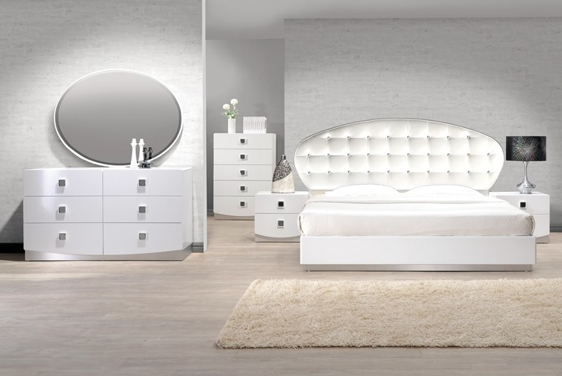 France White Lacquer Bedroom Set Return To Previous Page Lightbox