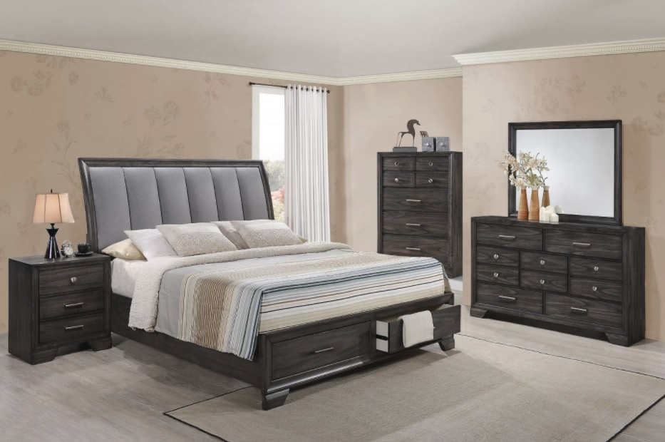 Jaymes Collection Bedroom Set B6580 Casye Furniture