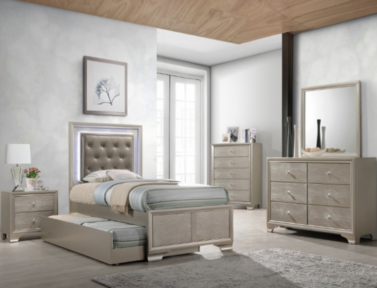 Lyssa Kids Collection Bedroom Set B4300 B4399 Casye